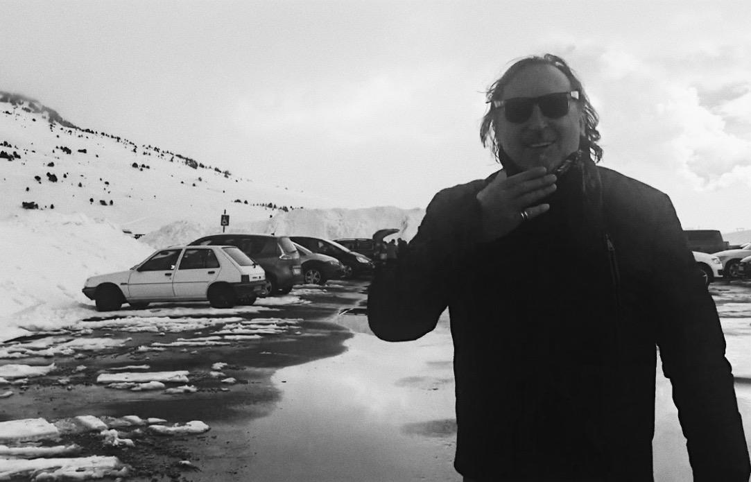 Eduardo Iglesias en el Val d'Aran