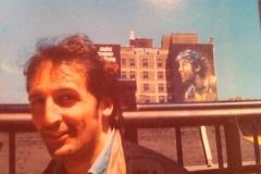 Eduardo Iglesias en Nueva York