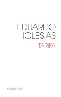 Publicación de la novela Tarifa en Francia