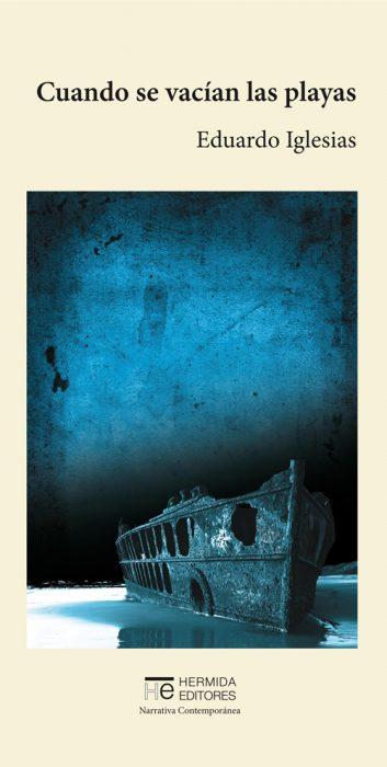 """""""Cuando se vacían las playas"""", una novela detectivesca que homenajea a Chillida"""