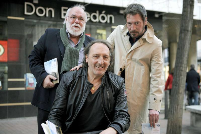 El diario ABC se hace eco de la presentación de Los Elegidos en Valladolid.